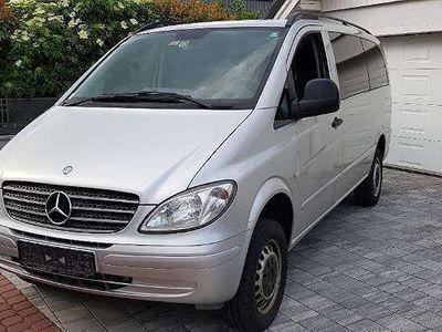 brugt Mercedes Vito Vito Mercedes111 CDI Allrad Automatik Kombi / Family Van,