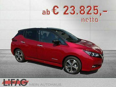gebraucht Nissan Leaf N-Connecta 40kWh *ab € 23.825- netto*