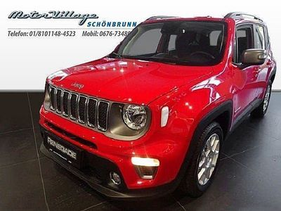 gebraucht Jeep Renegade MY19 1,3 LIMITED DDCT MOTOR VILLAGE EDITION
