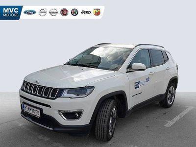 gebraucht Jeep Compass 2,0 MultiJet AWD 9AT 140 Limited, Limited, 140 PS, 5 Türen, Automatik