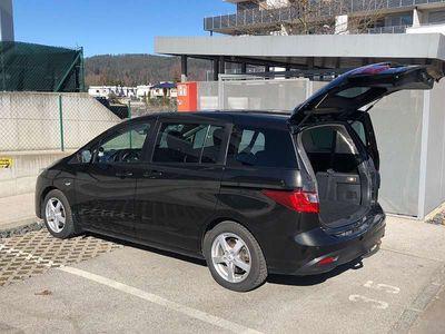 gebraucht Mazda 5 CD116 TX Motion Kombi / Family Van