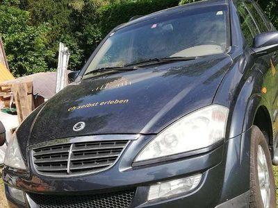 gebraucht Ssangyong Kyron 2,0 SUV / Geländewagen