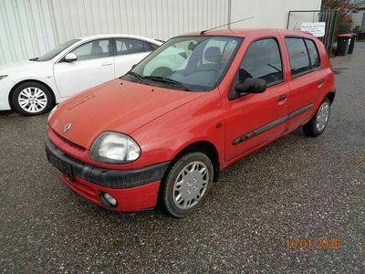 gebraucht Renault Clio Sign 1,4