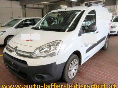 gebraucht Citroën Berlingo Kasten L1 1.6HDI Komf **KLIMA**TEMPOMAT**