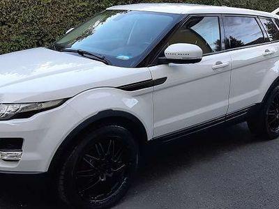 gebraucht Land Rover Range Rover evoque Evoque Prestige 2,2 SD4 Aut SUV / Geländewagen