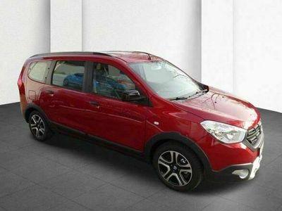 gebraucht Dacia Lodgy 115 dCi Stepway Celebration 7-Sitze, Na...