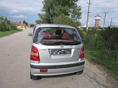 gebraucht Hyundai Atos 1,1 GLS KLIEIN KOPACT WAGEN Klein-/ Kompaktwagen