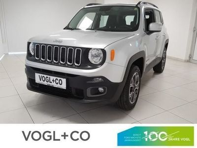 used Jeep Renegade 2,0 MultiJet II 120PS Longitude AWD