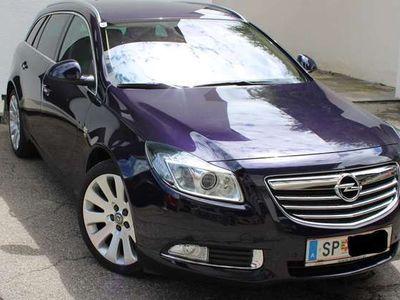 gebraucht Opel Insignia ST 2,0 Cosmo CDTI DPF Ecotec Start/Stop System