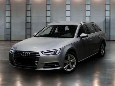 gebraucht Audi A4 Avant 2,0 TDI quattro / Stdhzg / LED / Navi / AHK