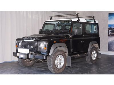 """gebraucht Land Rover Defender 90"""" Station Wagon S 2,4 TD SUV / Geländewagen,"""