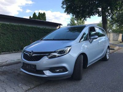 used Opel Zafira 2,0 CDTI ecoFLEX Innovation Kombi / Family Van,
