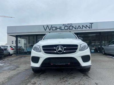 gebraucht Mercedes GLE350 d 4Matic Aut. Austria Edition AMG line