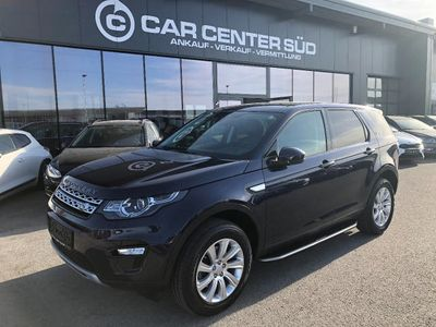 gebraucht Land Rover Discovery Sport 2,0 TD4 4WD HSE Aut.