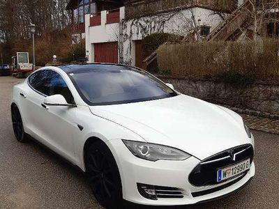 gebraucht Tesla Model S 85 - MwSt ausweisbar Limousine
