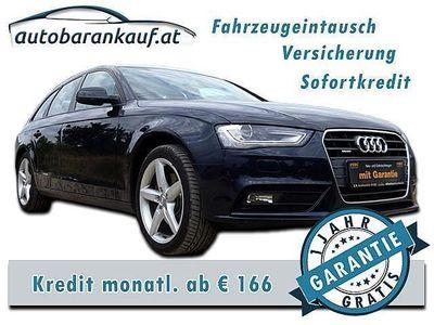 gebraucht Audi A4 Avant 3,0 TDI quattro DPF S-tronic*1 Jahr Garanti