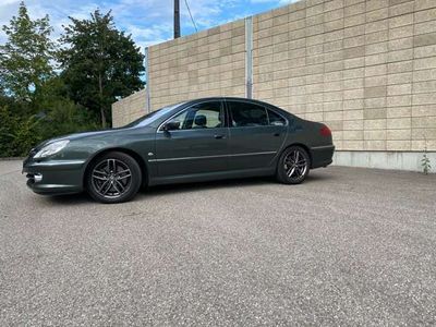 gebraucht Peugeot 607 2,7 V6 Luxe HDi Tiptronic