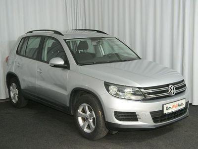 gebraucht VW Tiguan Basis TDI BMT