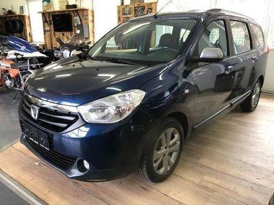 gebraucht Dacia Lodgy Supreme dCi 110 //NAVI//TOP//