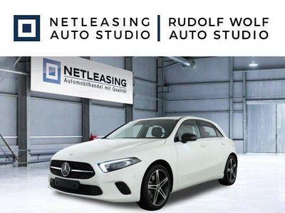 gebraucht Mercedes A220 Progressive Autom.+Klima+SH+MBUX+LED+Navi+
