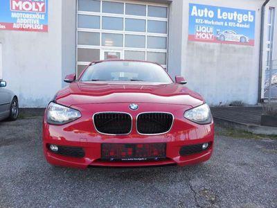 gebraucht BMW 114 1er-Reihe (F21) Österreich-Paket