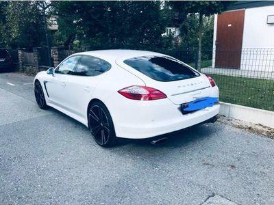 brugt Porsche Panamera 4 DSG