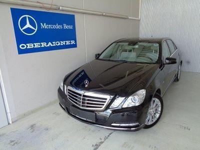 brugt Mercedes E350 Elegance A-Edition BlueEfficiency 4MATIC CDI