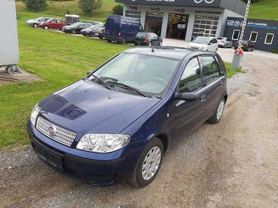 gebraucht Fiat Punto Classic 1,2 Italia Benzin Klein-/ Kompaktwagen