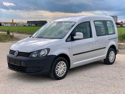 gebraucht VW Caddy Kombi Trendline BMT 1,6 TDI DPF, 1. Hand