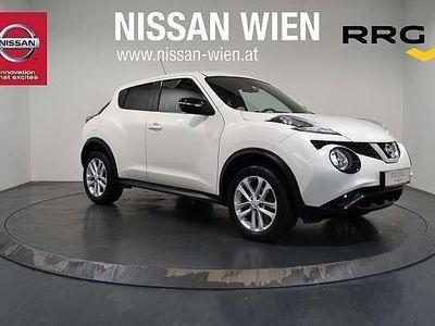 "gebraucht Nissan Juke Acenta 1.5 dCi 6MT 110PS 2WD NC 17"""" Int Ext-Schw"