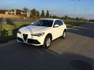 gebraucht Alfa Romeo Stelvio 2,0 ATX AWD Super - Q4 Allrad