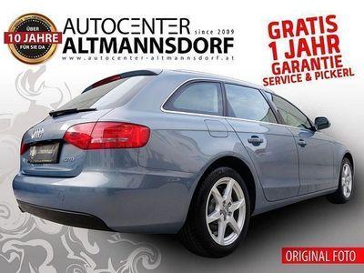 brugt Audi A4 2,0 TDI *LEDER*GARANTIE*SOFORT-KREDIT*MOD2010