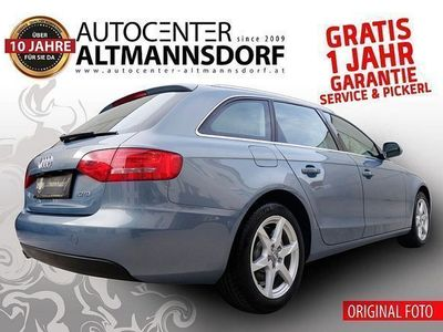 gebraucht Audi A4 2,0 TDI *LEDER*GARANTIE*SOFORT-KREDIT*MOD2010
