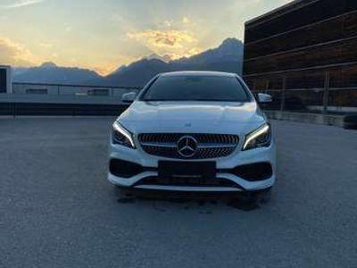 gebraucht Mercedes CLA200 Shooting Brake d 4Matic 7G-DCT AMG Line