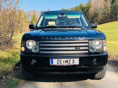 gebraucht Land Rover Range Rover L322 3.0d Allrad // Pickerl NEU // Service NEU SUV / Geländewagen,