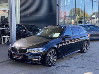 gebraucht BMW 520 d xDrive Touring Aut., Pano-Glasdach, LED, HiFi, H