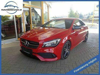 gebraucht Mercedes CLA220 4MATIC Aut. AMG-Line**ALCANTARA**
