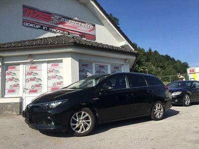 gebraucht Toyota Auris TS 1,8 VVT-i Hybrid Active NAVI KAMERA Kombi / Family Van,