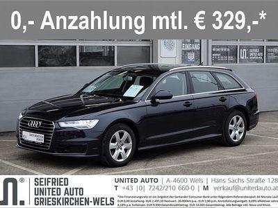 gebraucht Audi A6 Avant 3,0 TDI cl.D*S-tronic*Navi*Led*el. Heckklap