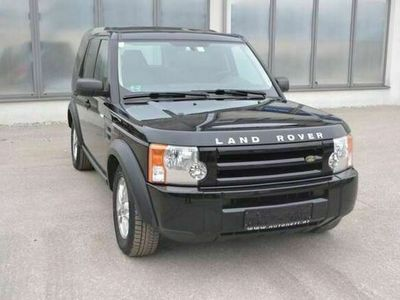 gebraucht Land Rover Discovery 3 2,7 TdV6 Exp. Aut.DPF