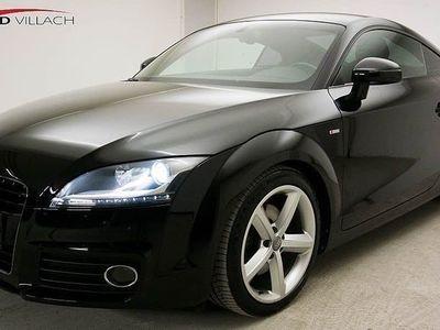 gebraucht Audi TT Roadster TT Coupé 1,8 TFSI S-tronic, 160 PS, 3 Türen, Automatik