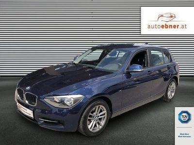 used BMW 118 d Aut.