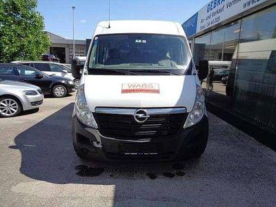 gebraucht Opel Movano HKa L3H2 3,5t DoKa B Kasten/Combi