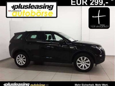 gebraucht Land Rover Discovery Sport 2,0 TD4 ::4WD SE Aut.