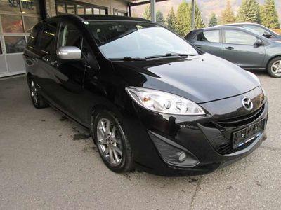 gebraucht Mazda 5 CD116 Takumi Navi Kombi / Family Van