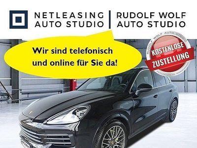 gebraucht Porsche Cayenne E-Hybrid 18-Wg. Sportsitz Leder Chrono ... SUV / Geländewagen