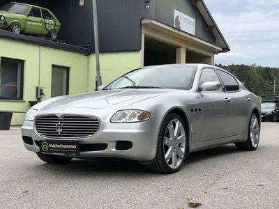 gebraucht Maserati Quattroporte Sport GT Aut. 4,2