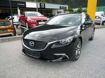 gebraucht Mazda 6 Sport Combi CD150 Revolution Kombi / Family Van