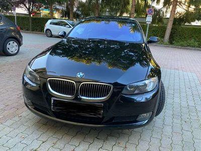 gebraucht BMW 330 3er-Reihe xd E92 M57 Sportwagen / Coupé