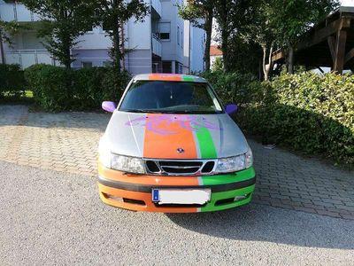 gebraucht Saab 9-5 SE 4D 2.0 LPT Limousine